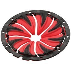 Dye Rotor R1/LT-R Quick Feed (black red)