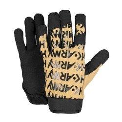 HK Army HSTL Line Glove (tan black)
