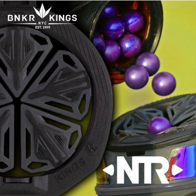 Bunkerkings NTR Speed Feed - CTRL/Spire III/IR/IV - Black