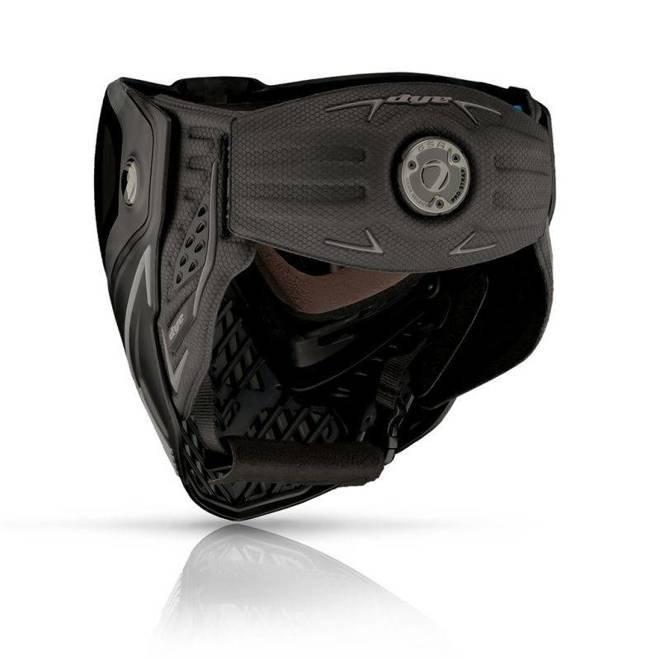 Goggle DYE I5 Onyx (black/grey)