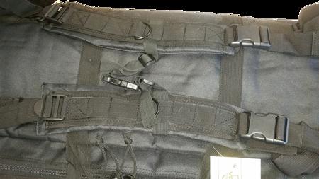 """Valken Gun Case Double Rifle 36"""" (green/olive)"""