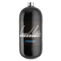 Butla Dye UL Air Tank Ergo 1,2l (black)