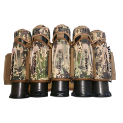 Pas HK Army Zero G Harness 5+4+4 (camo)