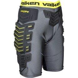 Spodenki Valken Phantom Agility Slide Shorts (grey black neon)