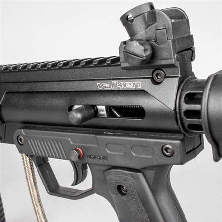 Marker Valken V-TAC Black Hawk Tango (black)